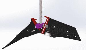 Even Mix™ IBC Tote Mixers Blade