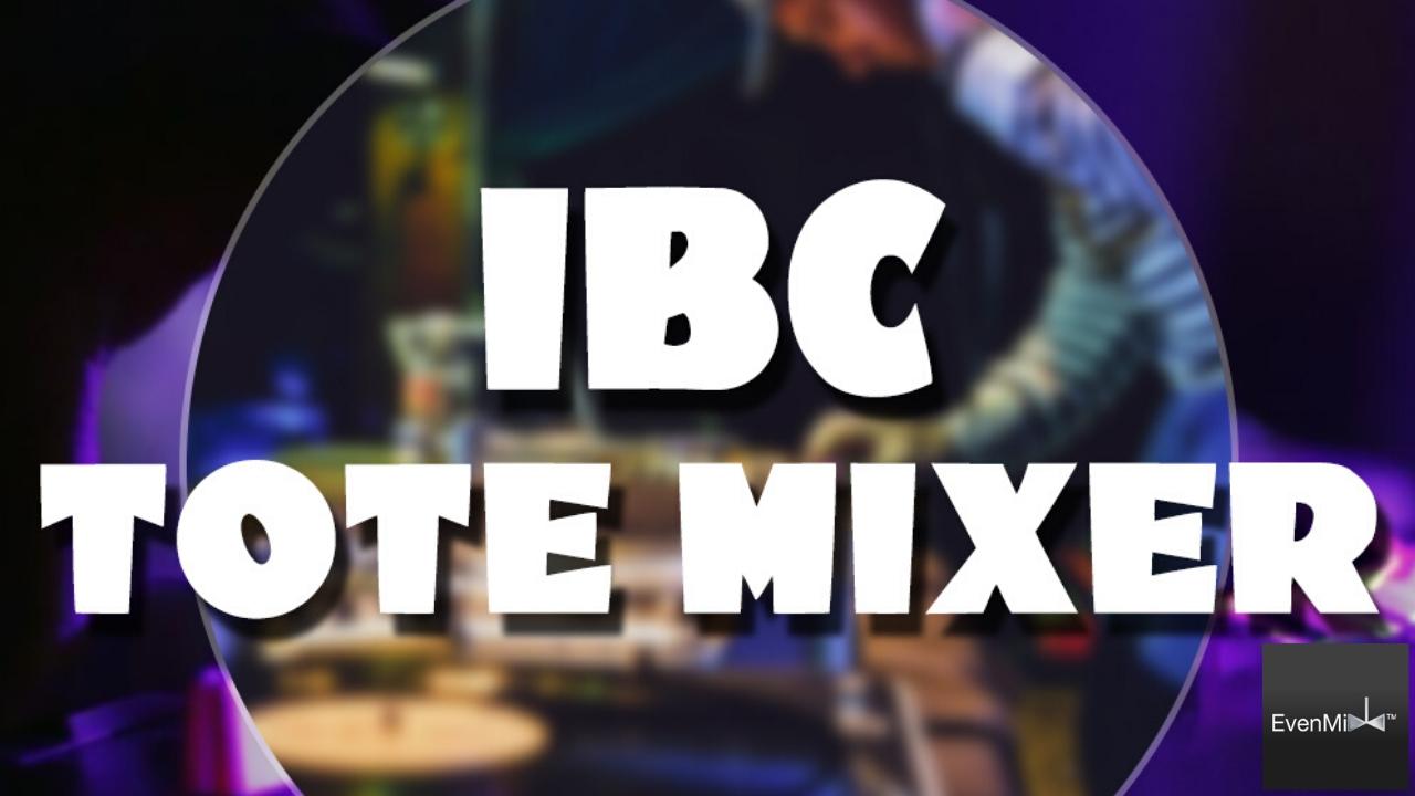 IBC Tote Mixer