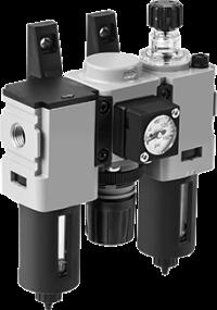 FRL – Filter/Regulator/Lubricator