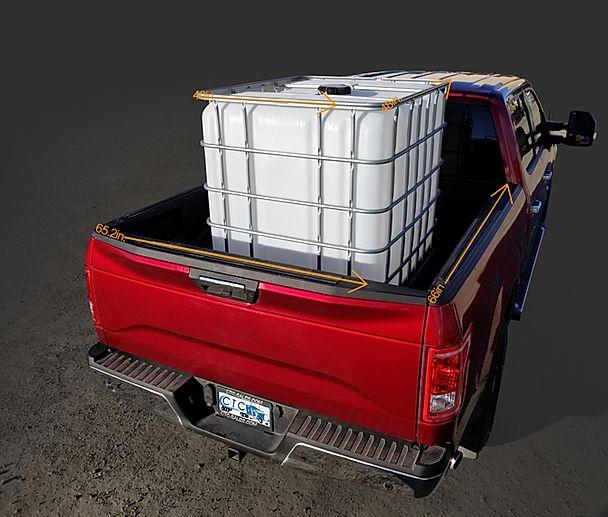 IBC in a Truck